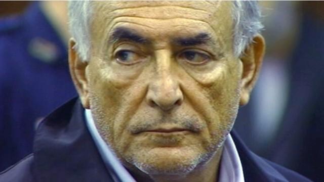 VIDEO: IMF chief accused of rape being held in New Yorks Rikers Island.