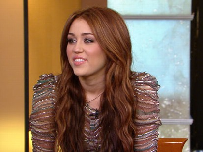 "VIDEO: Miley Cyrus talks about her new film, ""The Last Song."""