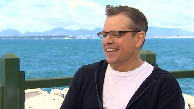 Video: Matt Damon Says Candelabra a Dream Role