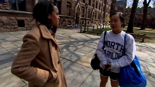 VIDEO: Female students accuse the university of fostering a