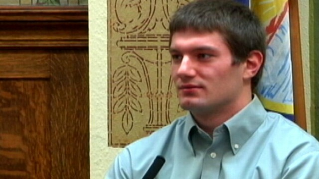 VIDEO: The former University of Montana quarterback is accused of sexual assault.