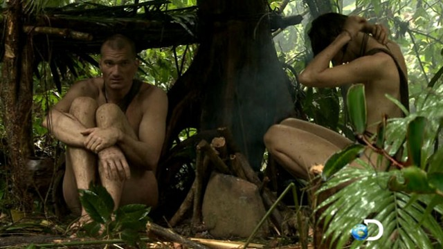 Video: Reality-TV Show Contestants Face Elements Naked and Afraid