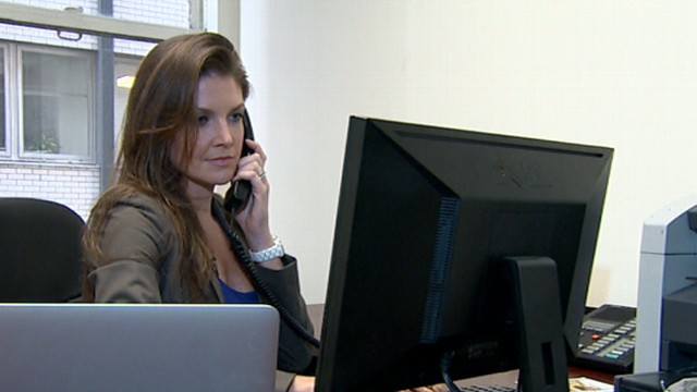 VIDEO: Nicole Noonans company provides loans to spouses going through expensive divorces.