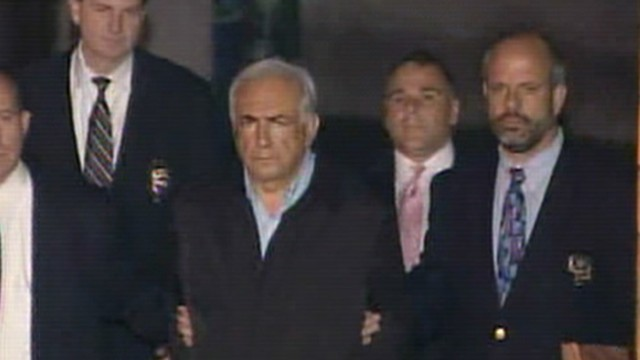 VIDEO: Dominique Strauss-Kahn was considered to be a candidate for French president.