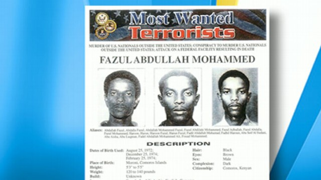 VIDEO: The head of Al Qaeda in East Africa has been killed in Somalia.