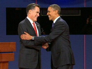 Watch: 2012 Presidential Debates: Romney Vs. Obama Round 2 Showdown