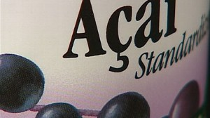 VIDEO: A warning has been issued on questionable online sales of acai berry.