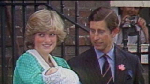 Royal Baby Birth Stirs Memories Of Princess Diana Video