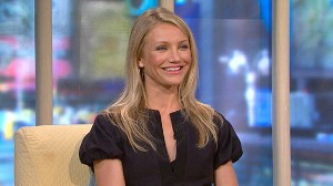 VIDEO: In her new film, Cameron Diaz plays a mother trying to save her daughter, who has leukemia.