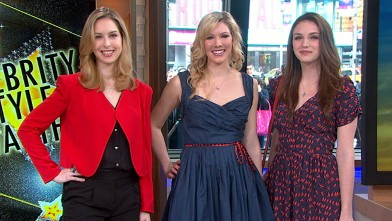 VIDEO: Dress to impress with styles worn by Pippa Middleton, Naomi Watts, Taylor Swift.