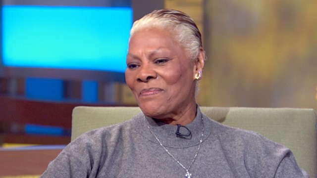 "VIDEO: Legendary singer gets emotional discussing loss of her cousin, friend on ""GMA."""