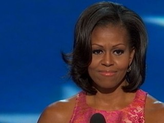 Watch: Michelle Obama Takes Stage at Democratic National Convention