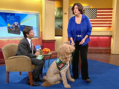 VIDEO: Canine assistants Jennifer Arnold explains how to communicate with your dog.