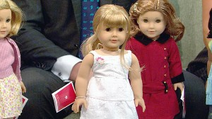 VIDEO: Toymaker Introduces Homeless Doll