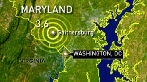 VIDEO: Quake in DC