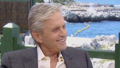 VIDEO: &quot;Behind the Candelabra&quot; actor discusses performing alongside Matt Damon in HBO film.
