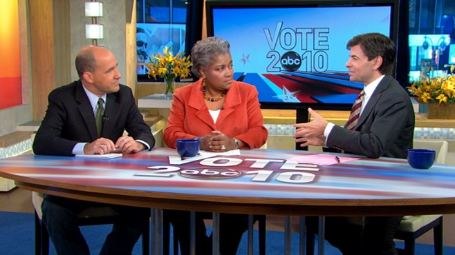 VIDEO: Matthew Dowd and Donna Brazile discuss political impact of midterm elections.