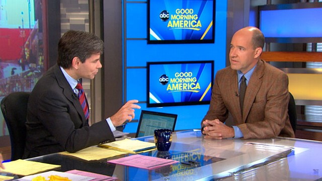 VIDEO: Matt Dowd discusses developments in the 2012 presidential race.