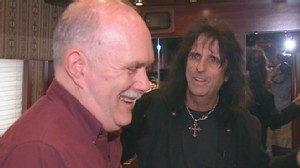 """VIDEO: Pastor Mark Wilkins got to """"Live His Dream"""" and meet his musical hero."""