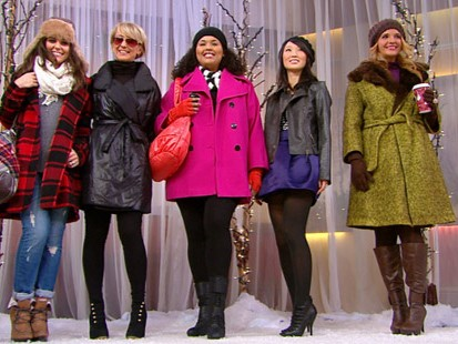 VIDEO: Glamour magazines Suze Yalof Schwartz shows off some fashionable finds.