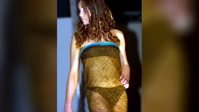 revealing dress worn by kate middleton at a 2002 charity event. Kate Middleton#39;s first foray