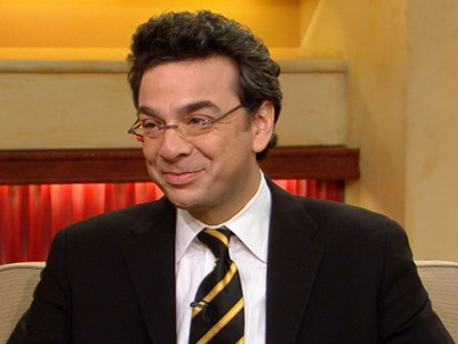 "VIDEO: Co-author Stepehn Dubner of ""Freakonomics"" discusses its impact."