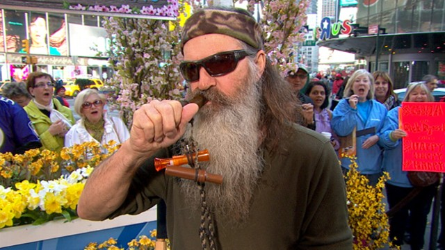 VIDEO: Duck Dynastys Phil Robertson