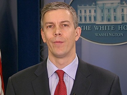 VIDEO: Arne Duncan on Education