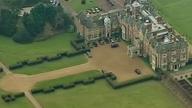 VIDEO: Duncan Larcombe on how officials will investigate human remains on royal estate.