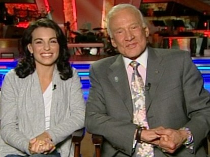 "VIDEO: Buzz Aldrin and partner Ashly Costa reflect on the ""Dancing"" experience."
