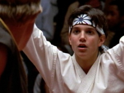"""VIDEO: A boxer, a Steeler and the original karate kid join """"Dancing With the Stars."""""""
