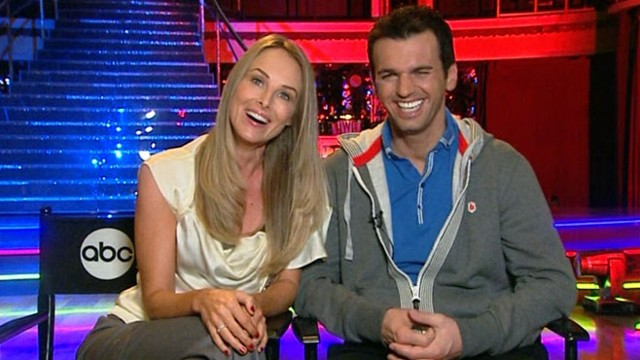 "VIDEO: Phillips, partner Tony Dovolani discuss their time on ""Dancing With the Stars."""