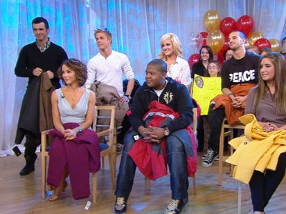 "VIDEO: ""DWTS"" Finalists sit down with ""GMA"" to discuss the season finale."
