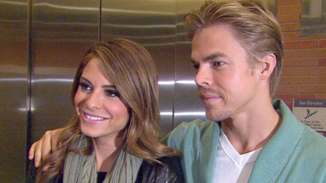 """VIDEO: Pair discuss being eliminated from """"DWTS"""" while having the highest scores."""