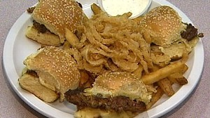 VIDEO: Huge portions served at chain restaurants can be a nutritional train wreck.