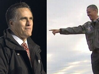 Watch: 2012 Presidential Election: Romney, Obama's Final Campaign Moments
