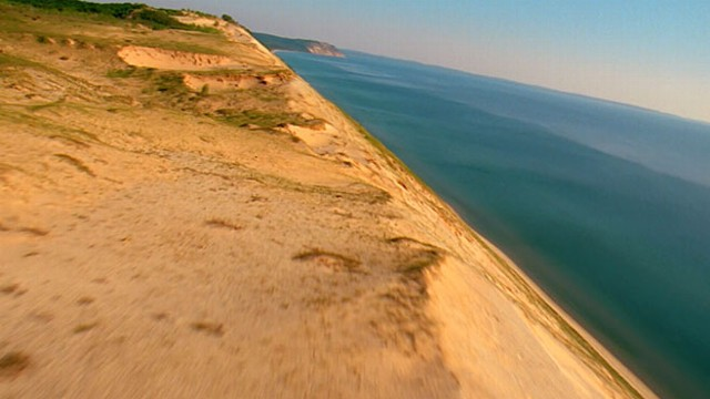 VIDEO: Explore the wonder of Point Reyes, Ca. and Sleeping Bear Dunes, Mi.