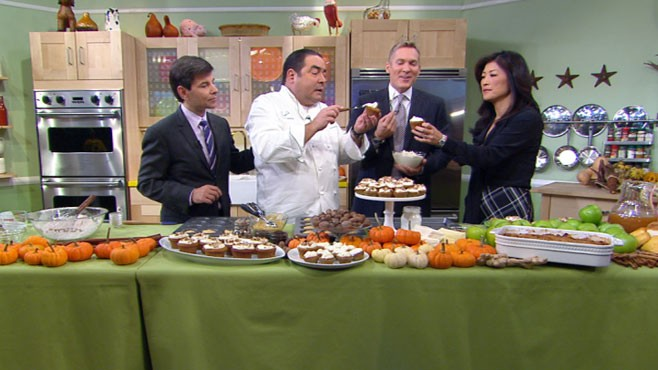 VIDEO: Grab attention with these savory desserts for after your Thanksgiving feast