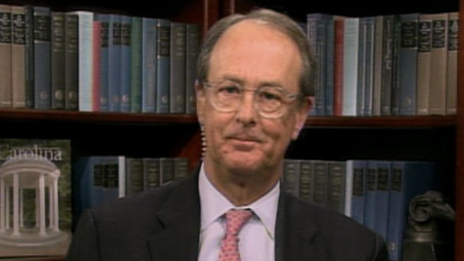 VIDEO: Erskine Bowles discusses fiscal responsibility and how to reduce the deficit.