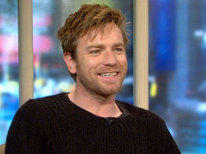 VIDEO: Ewan McGregor talks about his role in Roman Polanskis new thriller film.