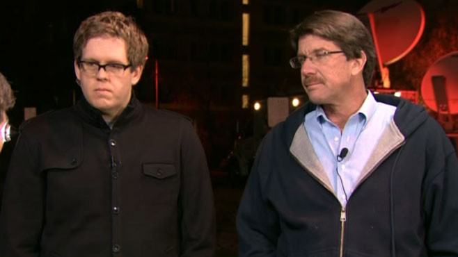 VIDEO: Dr. Steven Rayle and Ken Penner describe the scene at the Safeway supermarket in Tucson, Arizona.