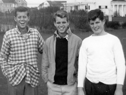 """VIDEO: """"GMA"""" takes a look at the Kennedy family legacy."""
