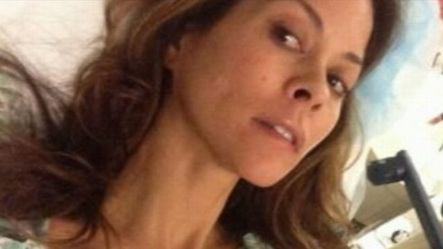 VIDEO: Brooke Burke of DWTS Blogs: Cancer-Fee