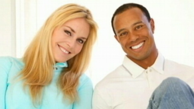 VIDEO: The golfer and Olympic skier posted on Facebook that they are a couple.
