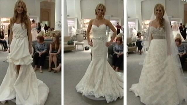 VIDEO: TLCs Randy Fenoli reveals the final dresses from which Ilyssa Wapnick chose.