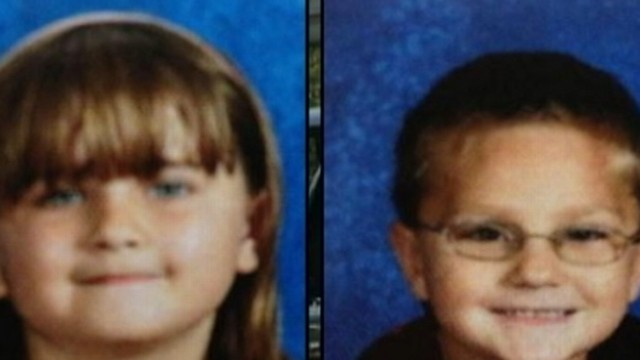 VIDEO: Police initially thought the kids had died in the fire, but now are on a desperate search.