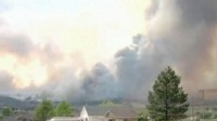 COLO. WILDFIRE SENDS RESIDENTS TO SHELTERS - ABC News