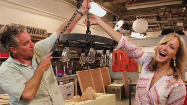 VIDEO: Lara Spencer reveals ways to score inexpensive tag sale buys to transform into Fathers Day gifts.