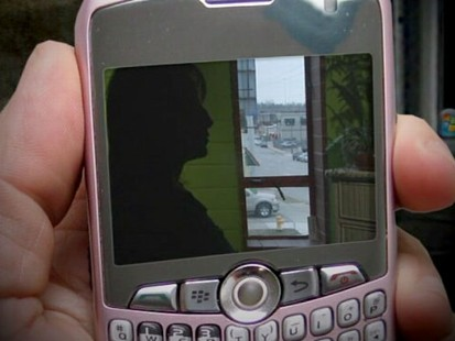 VIDEO: Software on cell phones can be used to track the phones owner.