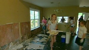 VIDEO: Assessing the Damage After the Floods